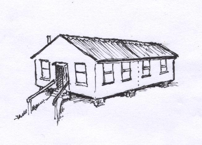 First Barford & Wramplingham Village Hall 1949