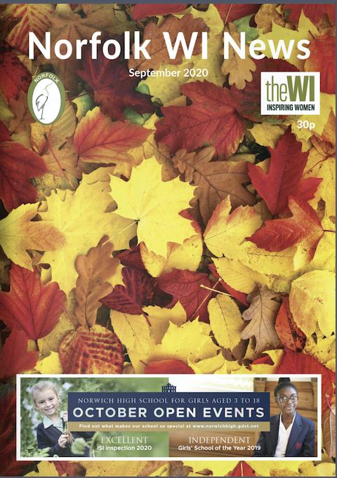 Norfolk WI News Sept 2020