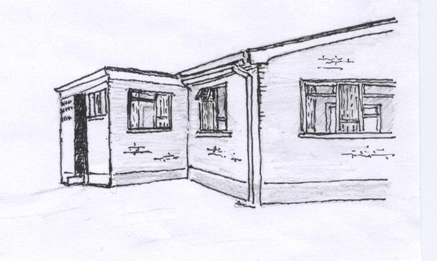 Our Present Village Hall as Built in 1963