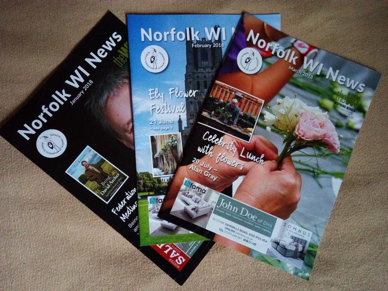 Norfolk WI News