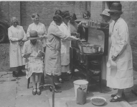 Jam Making with Brooke WI 19th July 1930