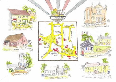 Hingham WI winning map